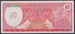 Ref. 4442-4945 - BIN SURINAME . 1982. SURINAME 10 GULDEN 1982 - Suriname