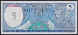 Ref. 4441-4944 - BIN SURINAME . 1982. SURINAME 5 GULDEN 1982 - Suriname