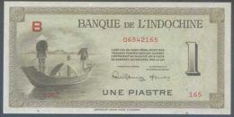 Ref. 4334-4837 - BIN INDOCHINA . 1945. INDOCHINA 1 PIASTRE 1945 - Indochine