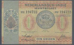 Ref. 4267-4770 - BIN NETHERLANDS INDIES . 1940. NEDERLAND INDIE 1 GULDEN 1940 - Indes Neerlandesas