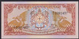 Ref. 3687-4124 - BIN BHUTAN . 1986. BHUTAN 5 NGULTRUM 1986 - Bhoutan