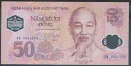 Ref. 3642-4079 - BIN NORTH VIETNAM . 2001. VIETNAM 50 DONG 2001 - Vietnam
