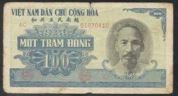 Ref. 3552-3989 - BIN NORTH VIETNAM . 1951. VIETNAM 100 DONG 1951. VIETNAM 100 DONG 1951 - Vietnam