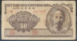 Ref. 3551-3988 - BIN NORTH VIETNAM . 1951. VIETNAM 50 DONG 1951. VIETNAM 50 DONG 1951 - Vietnam