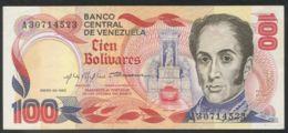 Ref. 3515-3951 - BIN VENEZUELA . 1980. VENEZUELA 100 BOLIVARES 1980 - Venezuela