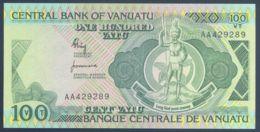 Ref. 3500-3936 - BIN VANUATU . 1982. VANUATU 100 VATU 1982 - Valuta Van De Bondsstaat (1861-1864)