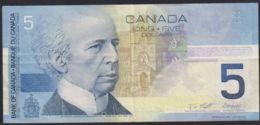 Ref. 3498-3934 - BIN CANADA . 2002. CANADA 5 DOLLARS 2002 - Canada