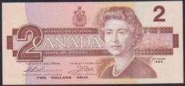 Ref. 3496-3932 - BIN CANADA . 1986. CANADA 2 DOLLARS 1986 - Canada