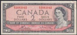 Ref. 3487-3922 - BIN CANADA . 1954. CANADA 2 DOLLARS 1954 - Canada