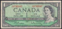 Ref. 3485-3920 - BIN CANADA . 1954. CANADA 1 DOLLAR 1954 - Canada