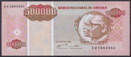 Ref. 3432-3855 - BIN ANGOLA . 1995. ANGOLA 500000 KWANZAS 1995 - Angola