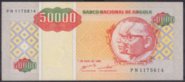 Ref. 3430-3853 - BIN ANGOLA . 1995. ANGOLA 50000 KWANZAS 1995 - Angola