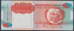 Ref. 3426-3849 - BIN ANGOLA . 1991. ANGOLA 100000 KWANZAS 1991 - Angola