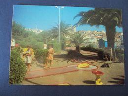 "CP-   66-  PYRENEES  ORIENTALES   -  BANYULS  "" Mini Golf Sur La Promenade ""   Net  0.30 - Banyuls Sur Mer"