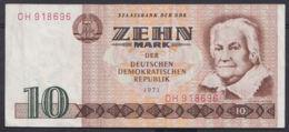 Ref. 3304-3727 - BIN GERMAN DEMOCRATIC REPUBLIC . 1971. GERMANY 10 MARK 1971 - Zonder Classificatie
