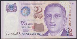Ref. 3099-3522 - BIN SINGAPORE . 1999. SINGAPORE 2  DOLLARS 1999 - Singapore
