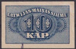 Ref. 3067-3490 - BIN LATVIA . 1920. LATVIA 10 KAPEIKAS 1920 - Letland