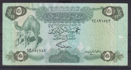 Ref. 3033-3456 - BIN LIBYA . 1984. LIBYA 5 DINARS 1984 3RD EMISION - Libya