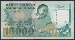 Ref. 2987-3410 - BIN MADAGASCAR . 1993. MADAGASCAR 10000 FRANCS 1993 - Madagascar