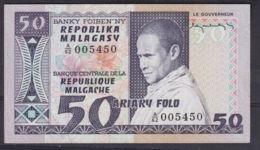 Ref. 2979-3402 - BIN MADAGASCAR . 1974. MADAGASCAR 50  FRANCS 1974 - Madagascar