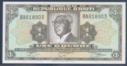 Ref. 2839-3262 - BIN HAITI . 1979. HAITI 1 GOURDE 1979 - Haiti