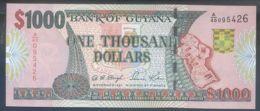 Ref. 2790-3213 - BIN GUYANA . 2000.  GUYANA 1000 DOLLARS 2000 - Guyana