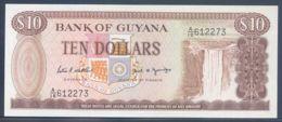 Ref. 2789-3212 - BIN GUYANA . 1989.  GUYANA 10 DOLLARS 1989 - Guyana