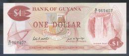 Ref. 2787-3210 - BIN GUYANA . 1989. GUYANA 1 DOLLAR 1989 - Guyana