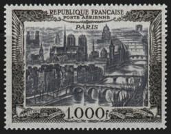 France Poste Aérienne N°29, Neuf ** Sans Charnière COTE 165 € - TB - Airmail