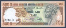 Ref. 2755-3178 - BIN GUINEA BISSAU . 1984. GUINE BISSAU 5000 PESOS 1984 - Guinea-Bissau