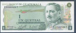Ref. 2648-3071 - BIN GUATEMALA . 1983. GUATEMALA 1 QUETZAL 1983 - Guatemala
