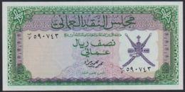 Ref. 2528-2951 - BIN OMAN . 1972. OMAN 1/2  BOARD 1972 - Oman