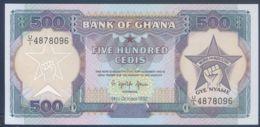 Ref. 2463-2886 - BIN GHANA . 1992. GHANA 500 CEDIS 1992 - Ghana