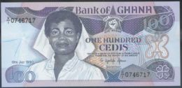 Ref. 2461-2884 - BIN GHANA . 1990. GHANA 100 CEDIS 1990 - Ghana