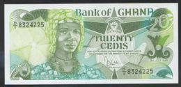 Ref. 2458-2881 - BIN GHANA . 1986. GHANA 20 CEDIS 1986 - Ghana