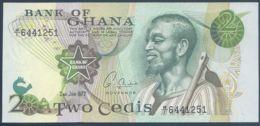 Ref. 2450-2873 - BIN GHANA . 1977. GHANA 2 CEDIS 1977 - Ghana