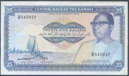 Ref. 2395-2818 - BIN GAMBIA . 1987. GAMBIA 25 DALASIS 1987 - Gambia