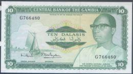 Ref. 2394-2817 - BIN GAMBIA . 1987. GAMBIA 10 DALASIS 1987 - Gambia