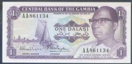 Ref. 2392-2815 - BIN GAMBIA . 1971. GAMBIA 1 DALASI 1971 - Gambia