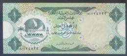 Ref. 2211-2634 - BIN UNITED ARAB EMIRATES . 1973. EMIRATOS �RABES UNIDOS 1 DIRHAMS 1973 - United Arab Emirates