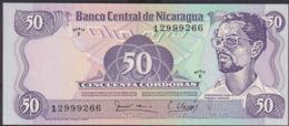 Ref. 2202-2625 - BIN NICARAGUA . 1979. NICARAGUA 50 CORDOBAS 1979 - Nicaragua
