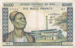 Ref. 1762-2185 - BIN MALI . 1970. MALI 10000 FRANCS 1970 1984 - Malí
