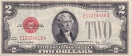 Ref. 1616-2039 - BIN UNITED STATES . 1928. USA 2 DOLLARS 1928 - Unclassified