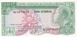 Ref. 1594-2017 - BIN SAO TOME AND PRINCIPE Islands . 1982. SANTO TOME 100 DOBRAS 1982 - Sao Tomé Et Principe