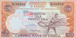 Ref. 1575-1997 - BIN SAMOA . 2020. SAMOA 20 TALA 2002 - Samoa