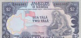 Ref. 1572-1994 - BIN SAMOA . 1985. SAMOA 2 TALA 1985 - Samoa