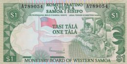Ref. 1571-1993 - BIN SAMOA . 1980. SAMOA 1 TALA 1980 - Samoa