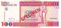 Ref. 1307-1729 - BIN CUBA . 1994. CUBA 100 PESOS CONVERTIBLES 1994 - Cuba