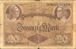 Ref. 1008-1430 - BIN GERMANY . 1914. GERMANY 20 MARK 1914 - Zonder Classificatie