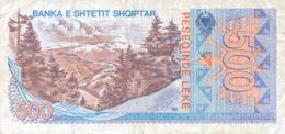 Ref. 985-1407 - BIN ALBANIA . 1976. ALBANIA SHQIPERISE 500 LEK 1976 - Albanien